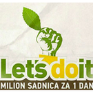 "Sponzorstvo projekta ""Let's do it"""